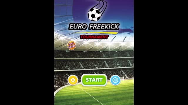 EURO FREEKICK TOURNAMENT