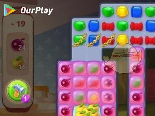 梦幻家园所有关卡攻略 拥有五个相同颜色的物品