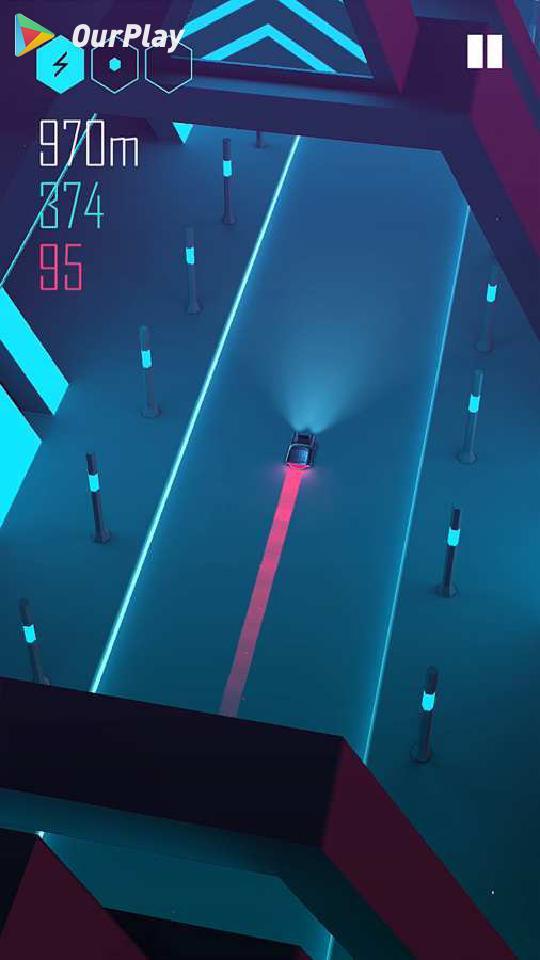 电音超跑玩法技巧怎么样,游戏特色有哪些?