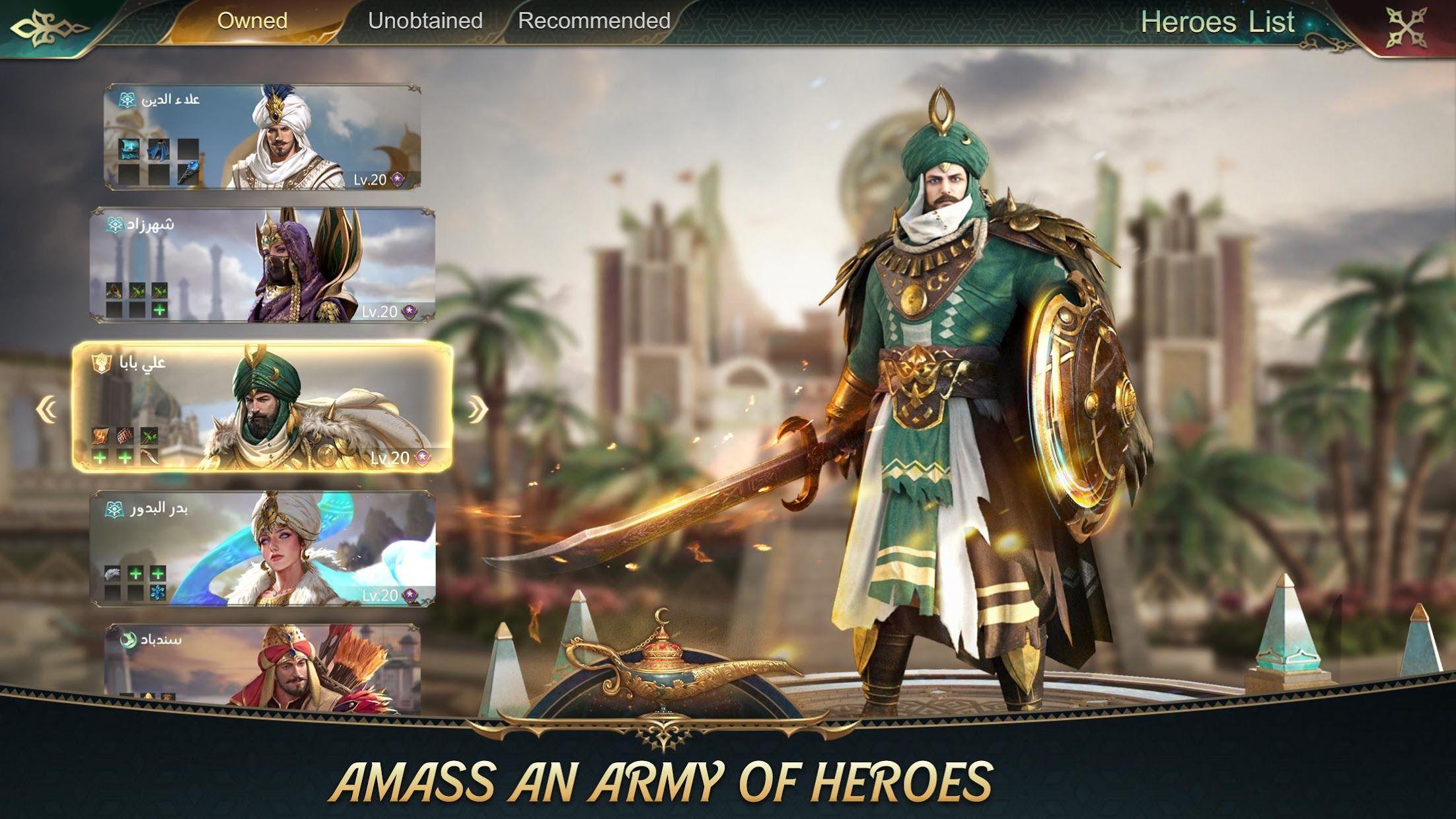 Sultan Forces 游戏截图4