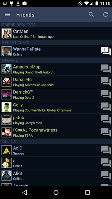 Steam 游戏截图1
