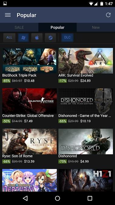 Steam 游戏截图2