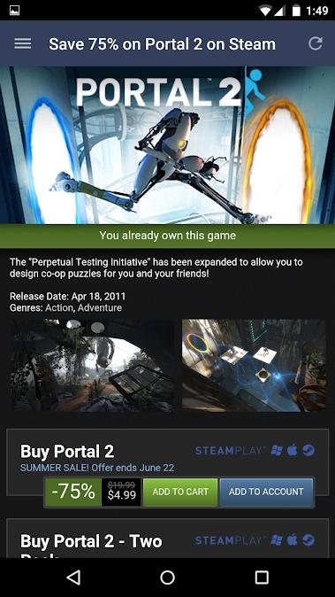Steam 游戏截图3