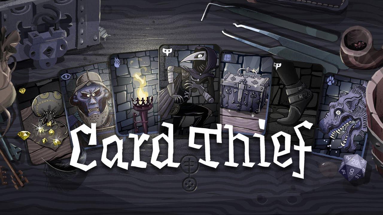 卡片神偷 Card Thief:独特的潜行卡牌玩法绝对不会让你失望