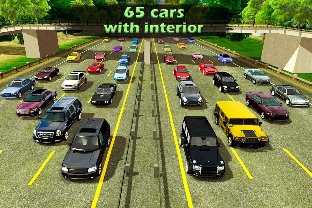 手动挡停车场 HD(Real Car Parking HD) 游戏截图2