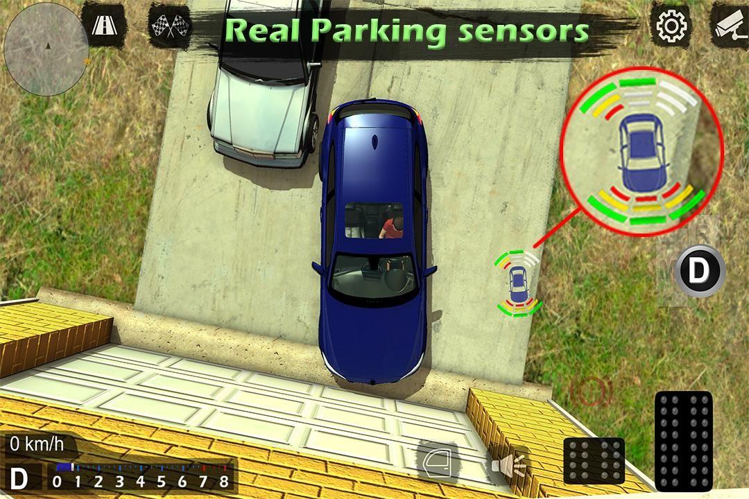 手动挡停车场 HD(Real Car Parking HD) 游戏截图3