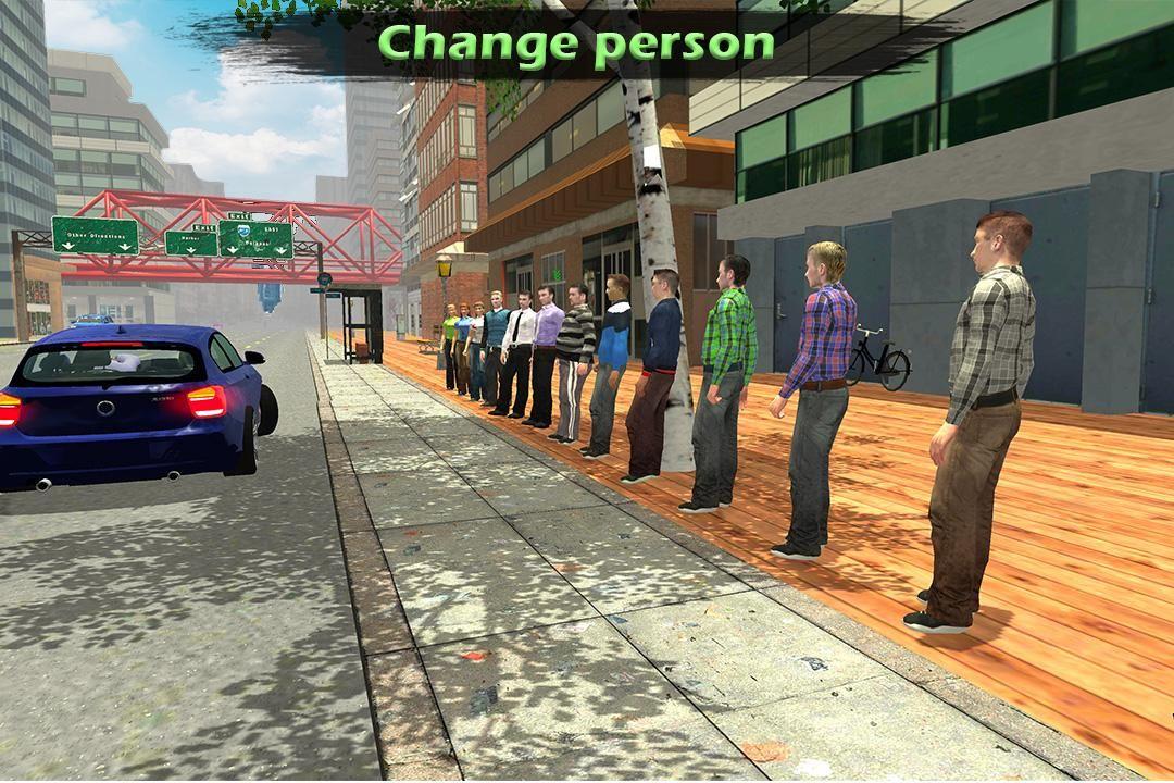 手动挡停车场 HD(Real Car Parking HD) 游戏截图4