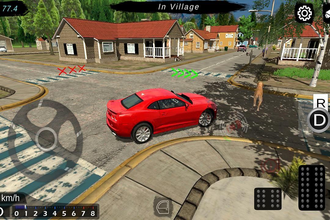 手动挡停车场 HD(Real Car Parking HD) 游戏截图5