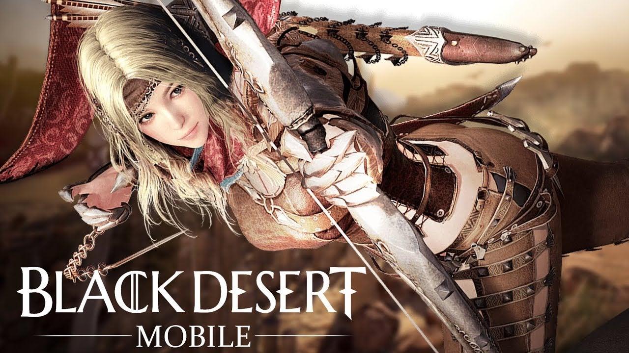 排行一度登顶,热度持续不减的《黑色沙漠》,会是你喜欢的MMOARPG吗?
