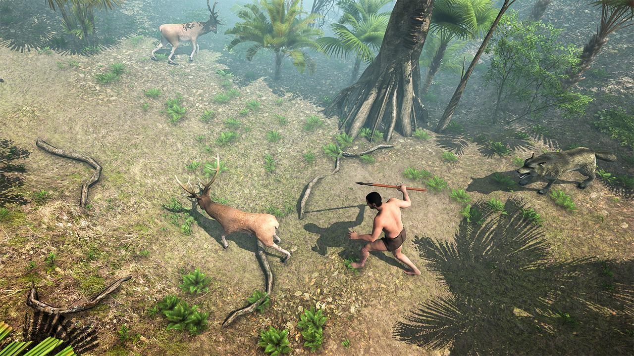 生存 - 动作冒险游戏 游戏截图2