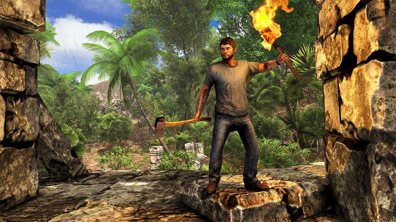 生存 - 动作冒险游戏 游戏截图3