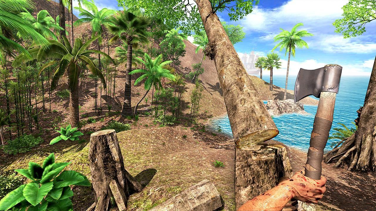 生存 - 动作冒险游戏 游戏截图5
