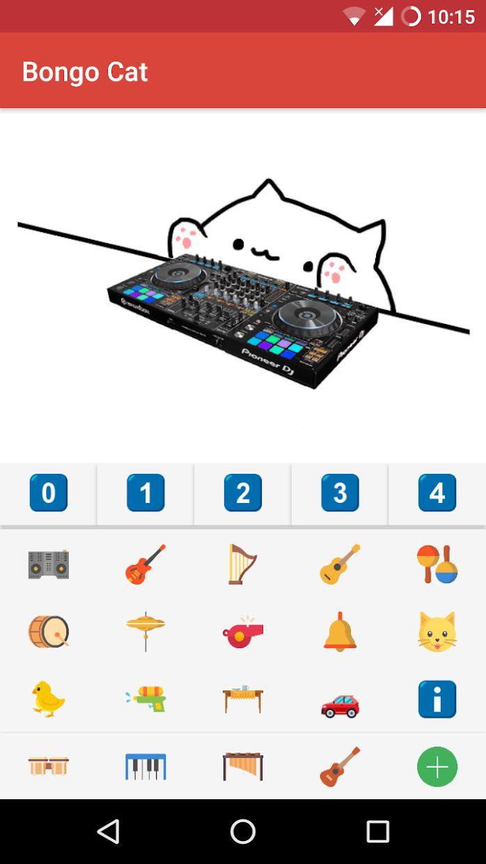 Bongo Cat - 乐器 游戏截图5