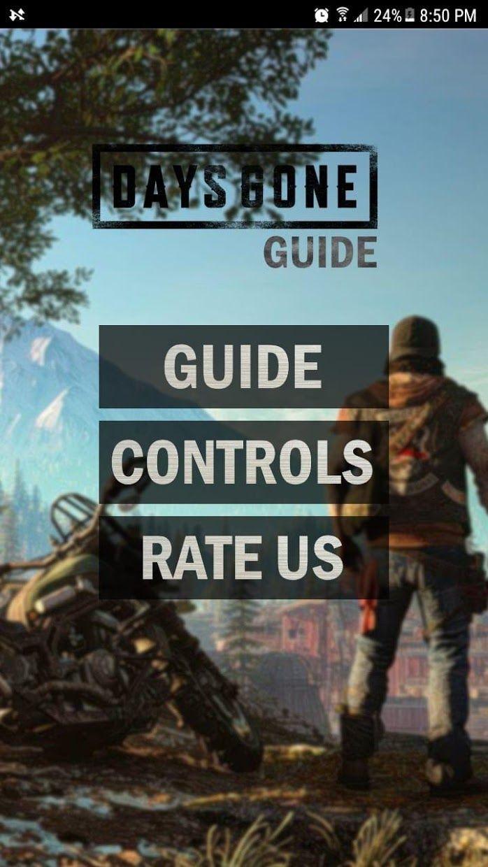 Days Gone Guide 游戏截图1