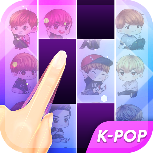 Magic Piano Tiles Kpop - Exo, Bts Music Song 2019