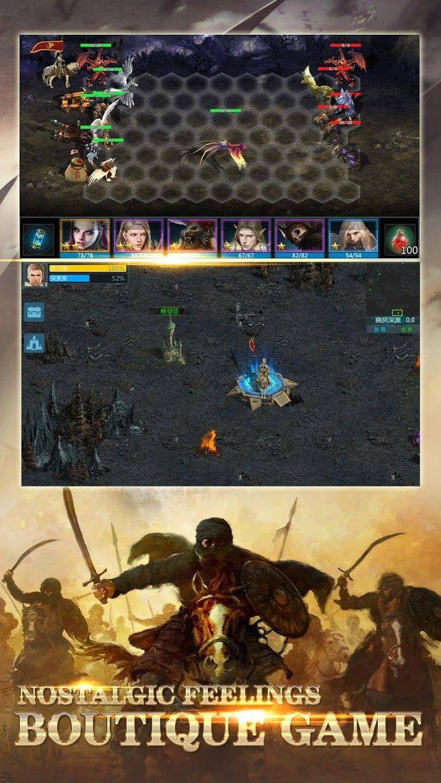 Heroes of Empire:Death shadows 游戏截图5