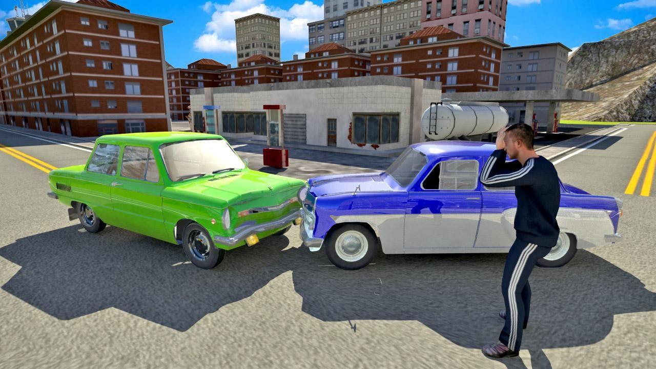Russian Car Simulator 2019 游戏截图4