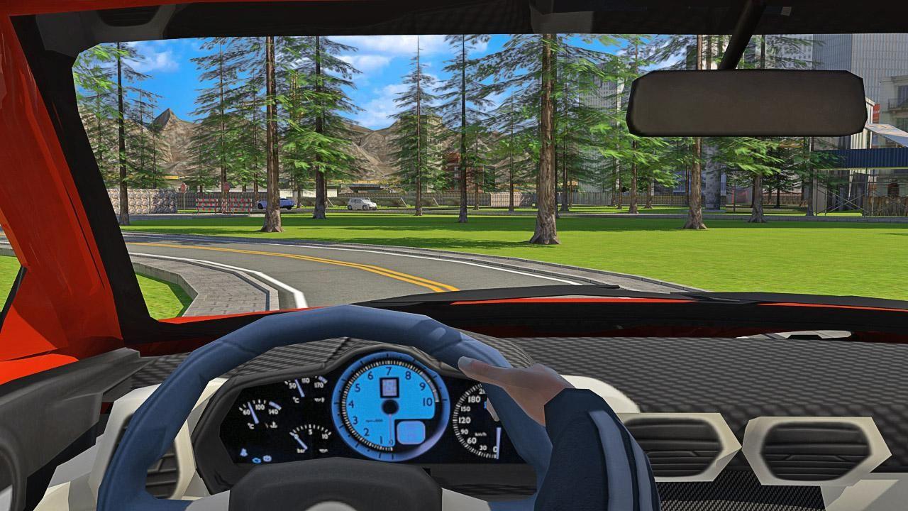 Russian Car Simulator 2019 游戏截图5