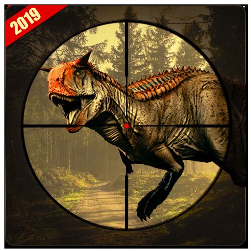 真实 恐龙 猎人 - 侏罗纪 冒险 游戏