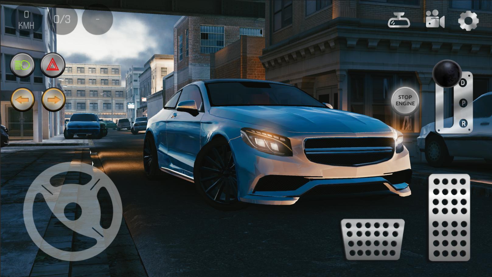 真实泊车2 Real Car Parking 2:目前画质最高的泊车游戏,真实到让人瑟瑟发抖