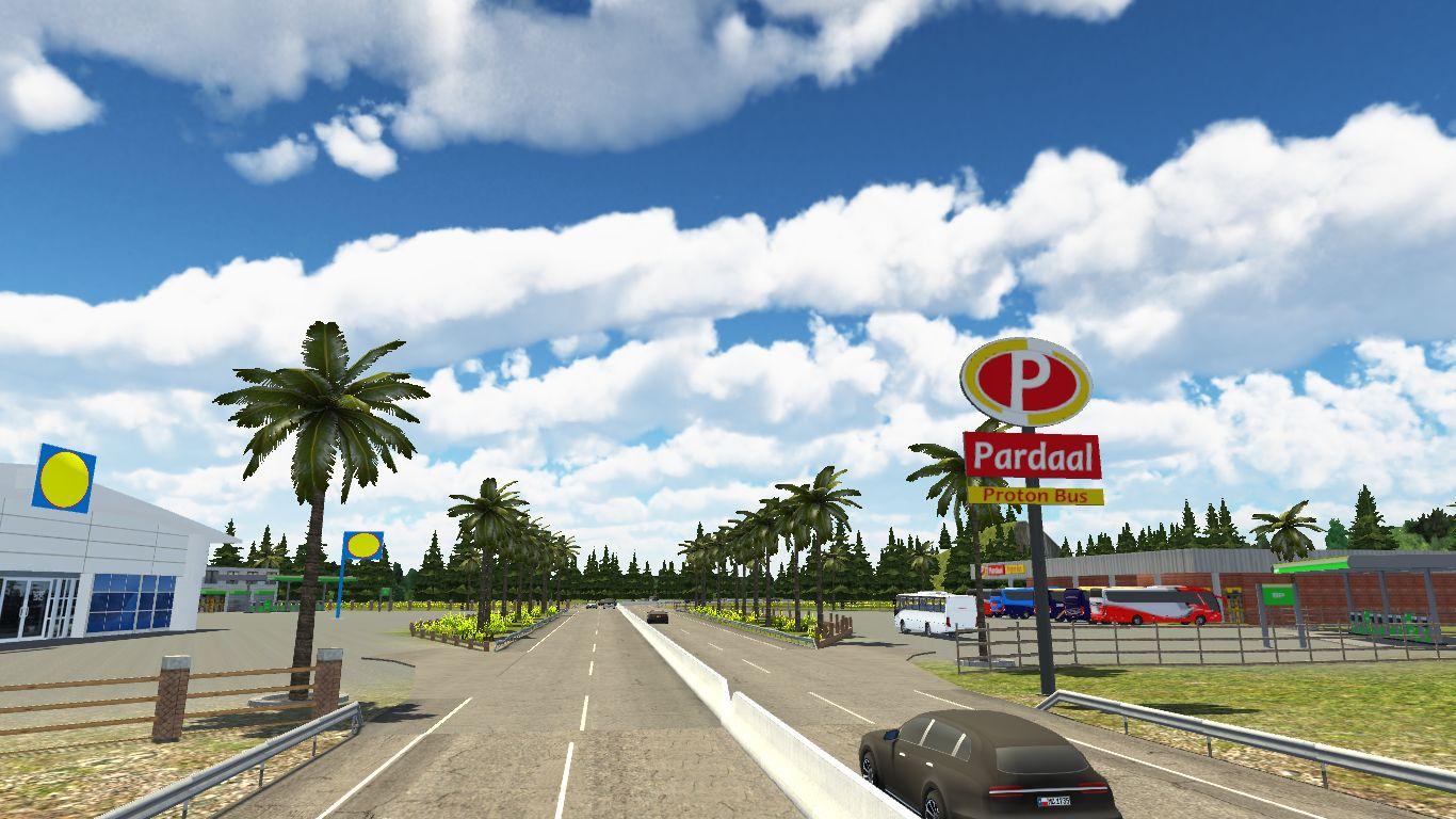 Proton Bus Simulator Road 游戏截图3