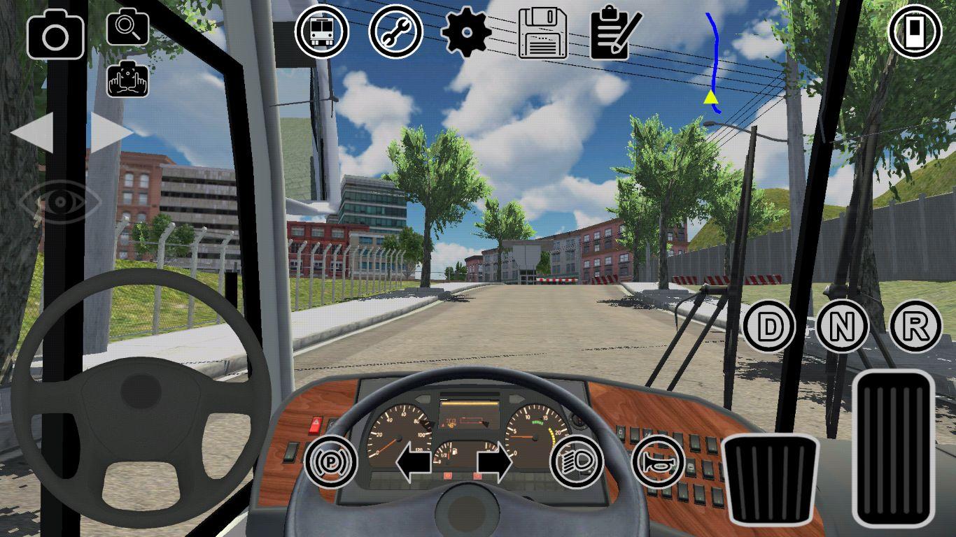 Proton Bus Simulator Road 游戏截图5