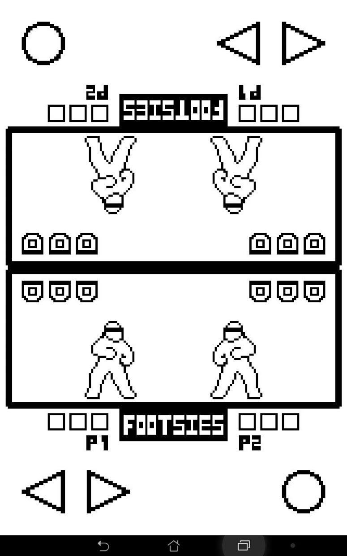 FOOTSIES 游戏截图1