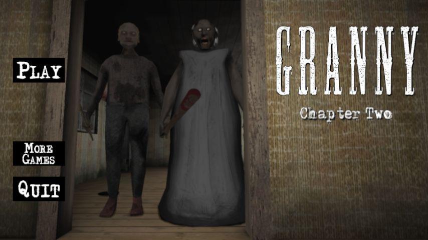 恐怖奶奶:第二章 游戏截图1