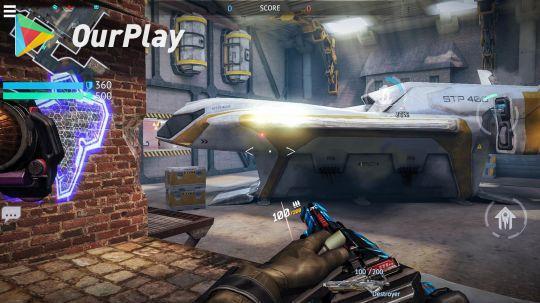 无尽行动:堪称《泰坦陨落》手游版,画质炸裂的科幻射击对战游戏 图片4