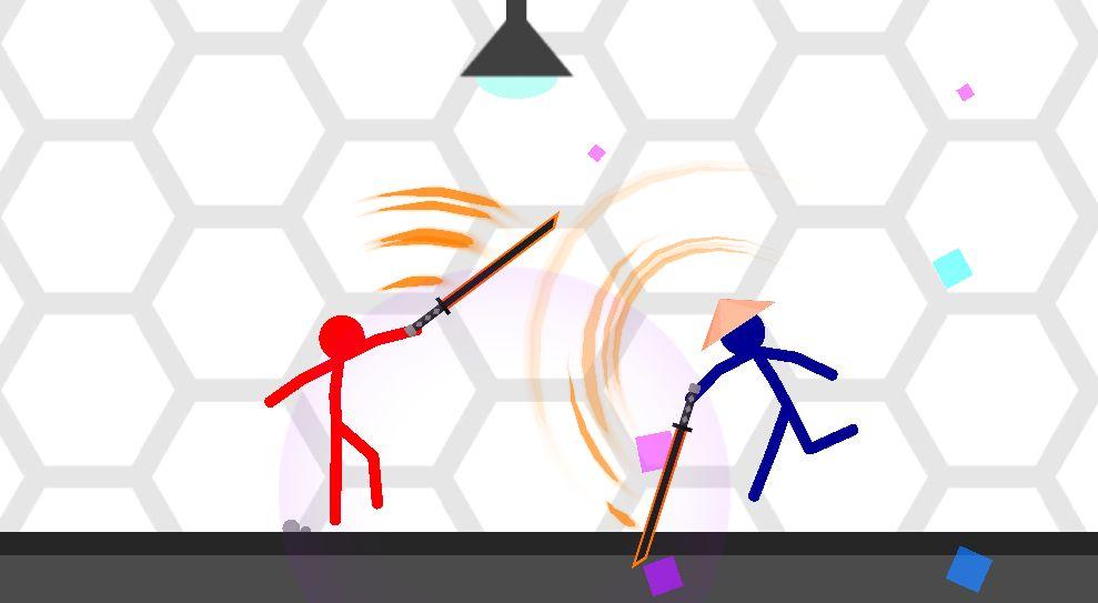 Stickman Project 游戏截图3