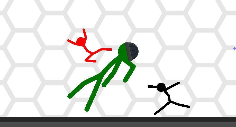 Stickman Project 游戏截图5