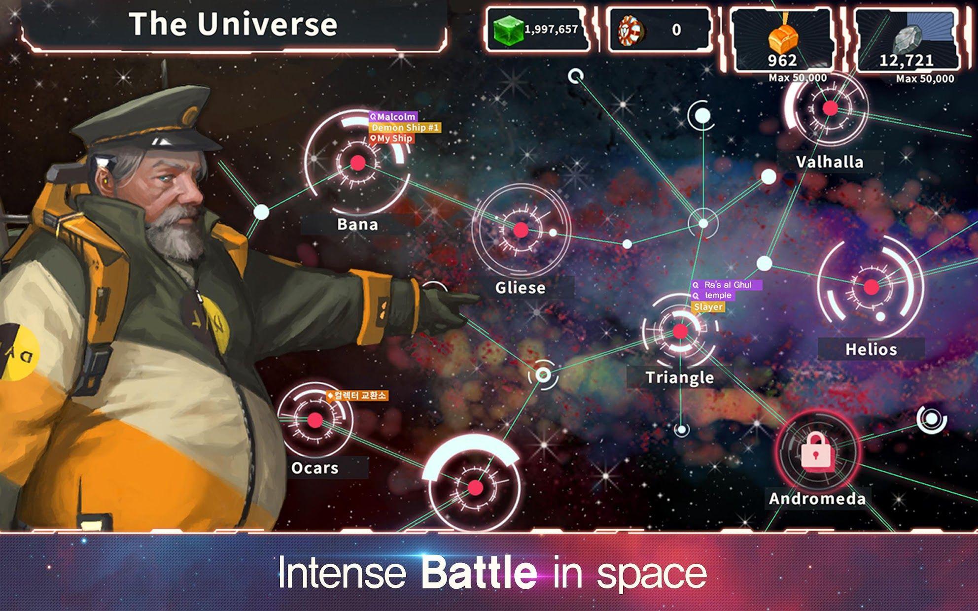 宇宙战争 游戏截图4