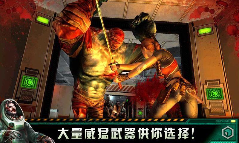 杀手-僵尸之城2 游戏截图3