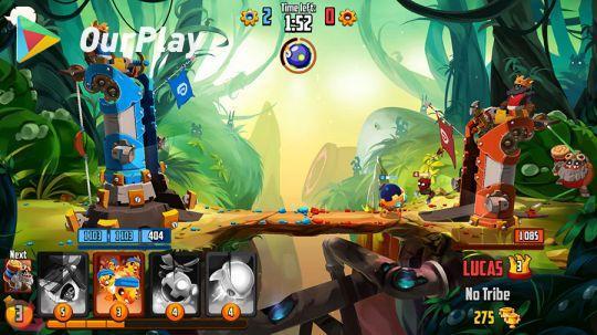 迷失之地: 乱斗,一款比《皇室战争》更有趣味性的即时策略游戏 图片4