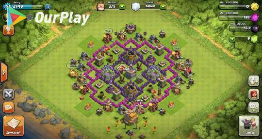 部落冲突部落1到20等级-部落冲突皇室战争怎么创建部落
