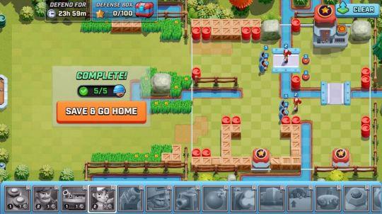 突突兵团:Supercell带来的一款比《皇室战争》节奏更快的策略游戏 图片4