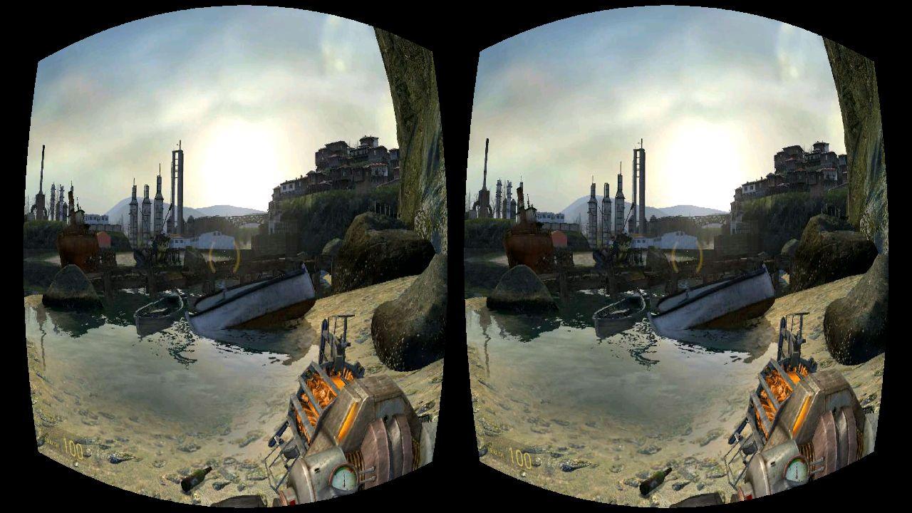 Trinus Cardboard VR (Lite) 游戏截图1