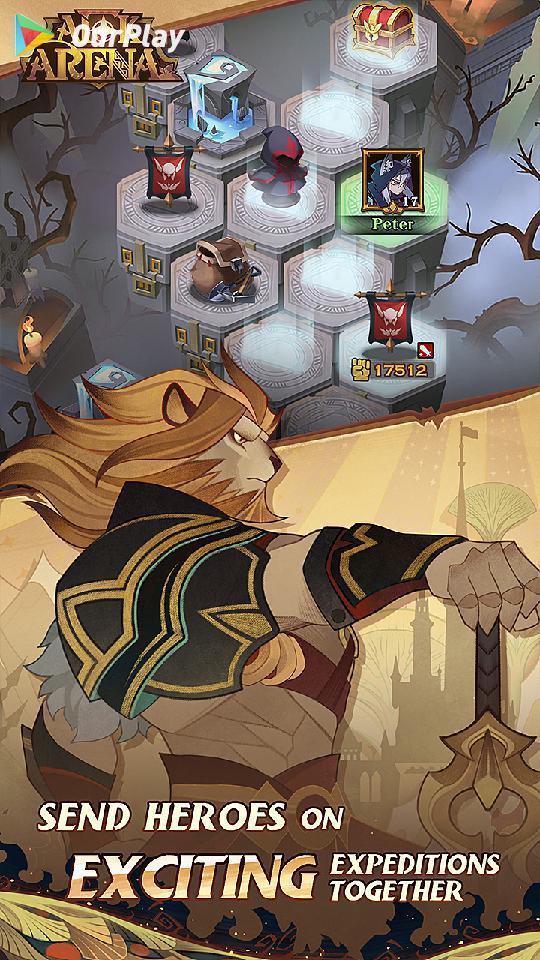 剑与远征上古神庙奖励是什么-剑与远征—上古神庙地图攻略