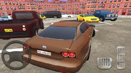 手动挡停车场新环境的介绍,有哪些游戏特色