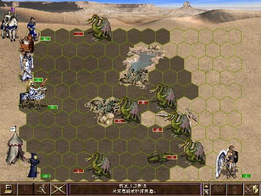 英雄无敌3天使联盟约克加强游戏的可玩性