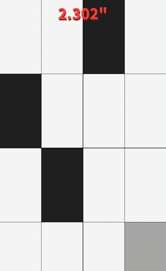 别踩白块儿108种模式详细介绍