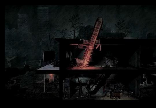 这是我的战争攻略别墅废墟
