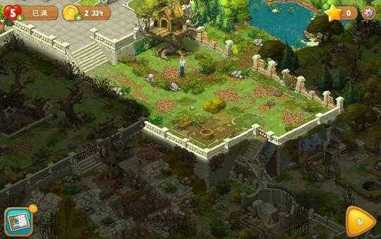 梦幻花园登录不进去调整信号源后重联游戏