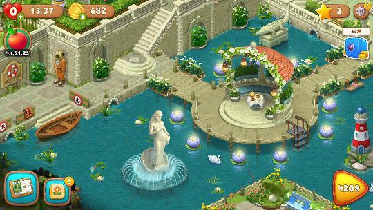 梦幻花园第十二区域
