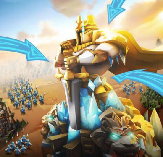 王国纪元满v冒险团战两不误
