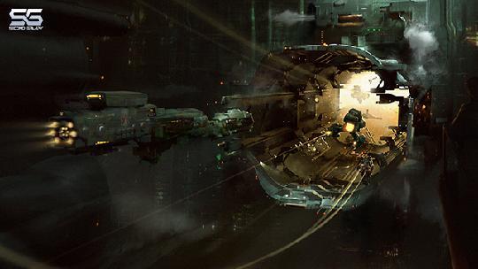 第二银河配船