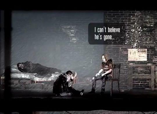 《这是我的战争》,没有热血沸腾的感官刺激,但仍挑动玩家的神经 图片6