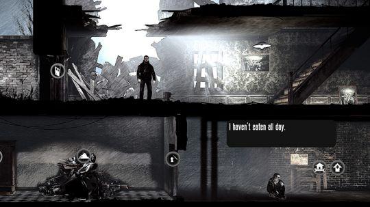 《这是我的战争》,没有热血沸腾的感官刺激,但仍挑动玩家的神经 图片11