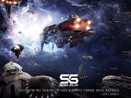 第二银河手游体验服能提前体验各种道具装备