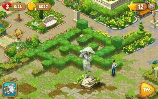 梦幻花园14区